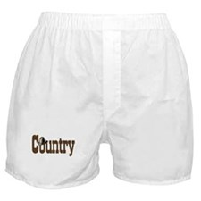 Country Boxer Shorts