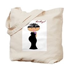 Baby! Tote Bag