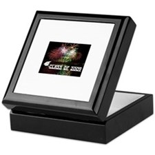 Unique 2009 graduate Keepsake Box