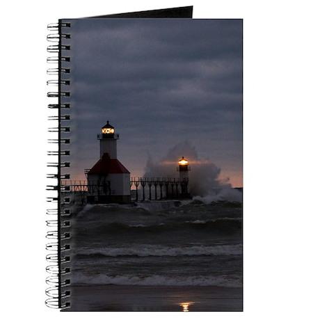 St Joe North Pier Lighthouses Journal