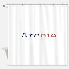 Archie Shower Curtain