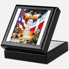 NEW!!! PUERTO RICAN PRIDE Keepsake Box