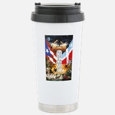 NEW!!! PUERTO RICAN PRIDE Travel Mug