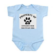 My Entlebucher Mountain Dog Infant Creeper