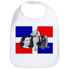 NEW!!! MI RAZA DOMINICAN Bib