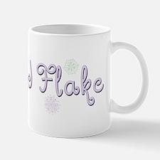 Seasonal Flake Mug