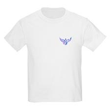 Karen (Blue and Pink Bird) T-Shirt