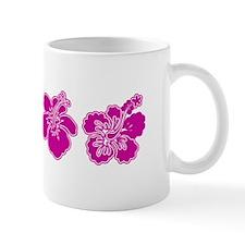 Magenta Hibiscus Mug