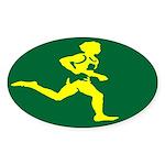 Pre Runner Oval Sticker