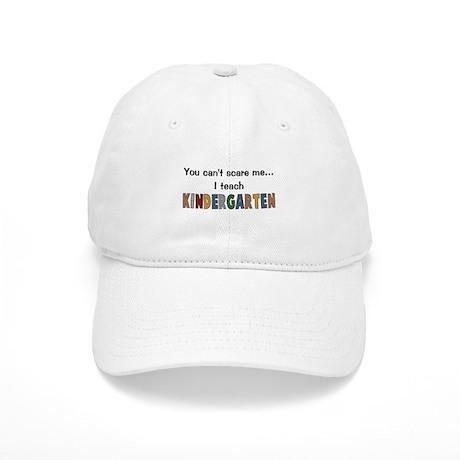Teach Kindergarten Cap