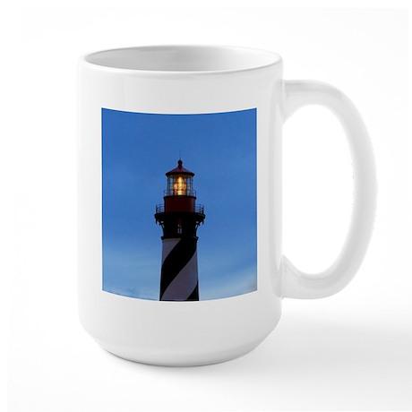 St Augustine Lighthouse Large Mug