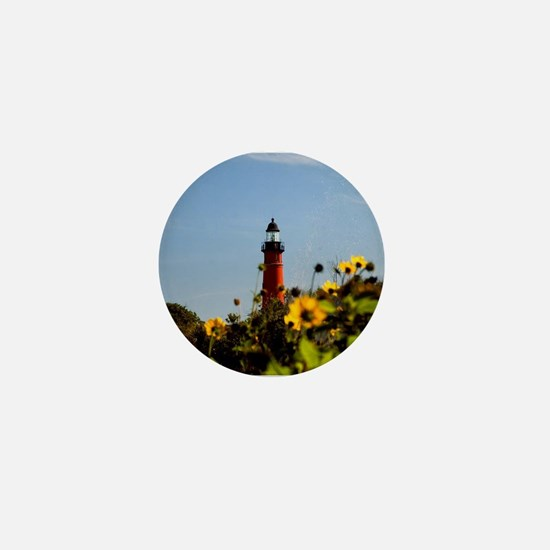 Ponce Inlet Lighthouse Mini Button