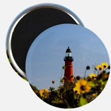 """Ponce Inlet Lighthouse 2.25"""" Magnet (10 pack)"""