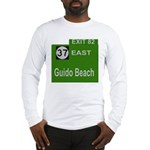 Parkway Exit 82 Long Sleeve T-Shirt