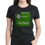 Parkway Exit 82 Women's Dark T-Shirt
