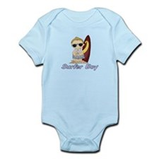 Surfer Boy Infant Bodysuit