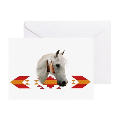 Indian Pony Greeting Cards (Pk of 20)