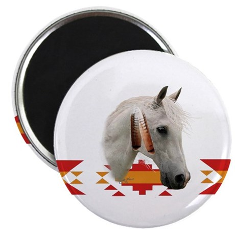 "Indian Pony 2.25"" Magnet (10 pack)"