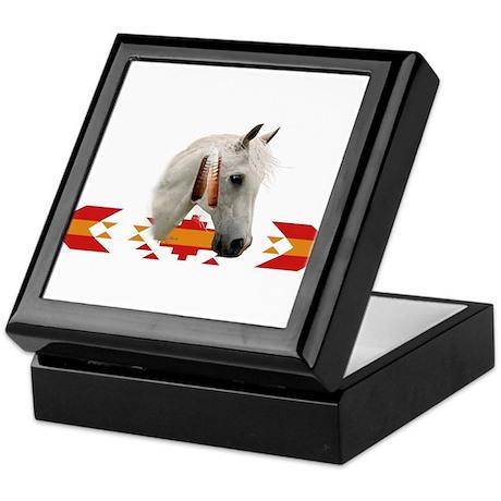 Indian Pony Keepsake Box