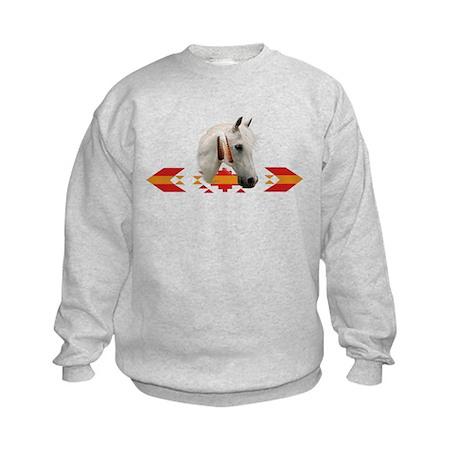Indian Pony Kids Sweatshirt