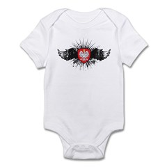 Poland Infant Bodysuit