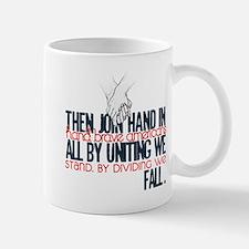 hand in hand - Mug