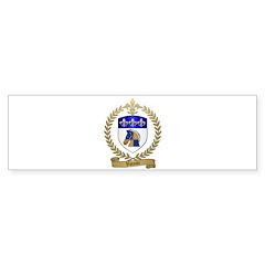 VOTOUR Family Crest Bumper Sticker (50 pk)