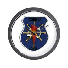USS Coontz DDG-40  Wall Clock