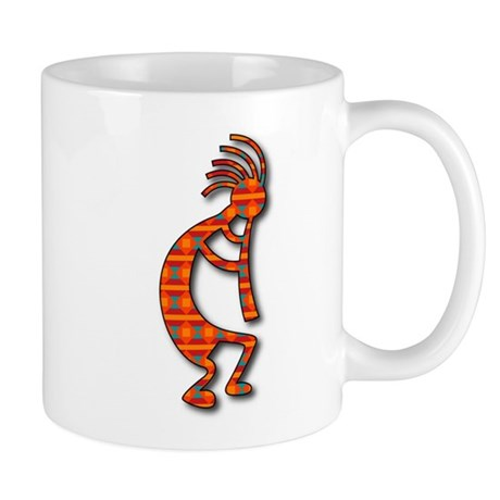 Mug - Colorful Kokopelli