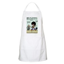 Hip Replacement BBQ Apron