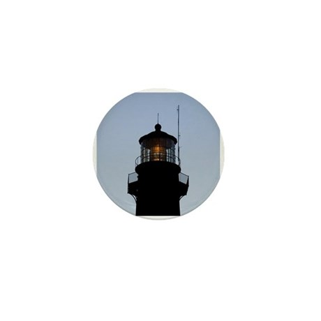 Tybee Island Lighthouse Mini Button