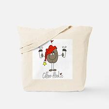 Coffee-Aholic Tote Bag