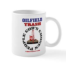 Oil field Trash God's Chosen Mug