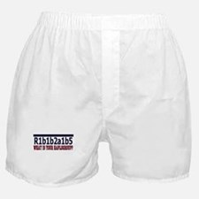 WHAT'S YOUR HAPLOGROUP? Boxer Shorts