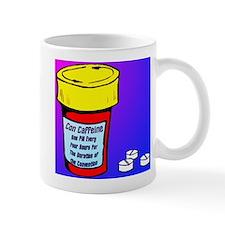Cute Caffeine high Mug