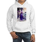 'Merlin' Hooded Sweatshirt