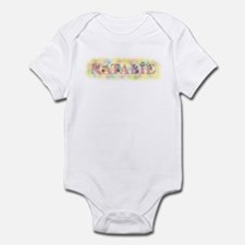 """""""Natalie"""" with Mice Infant Bodysuit"""