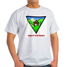 Local Farmers Triangle T-Shirt