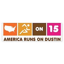 Dustin Pedroia Bumper Bumper Sticker