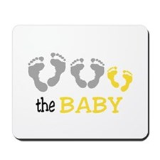 THE BABY Mousepad