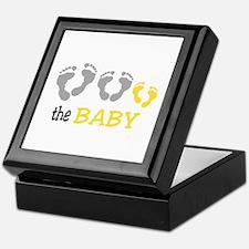 THE BABY Keepsake Box