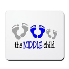 THE MIDDLE CHILD Mousepad