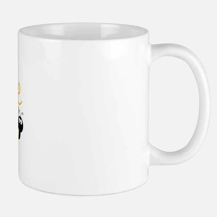 nana to bee again t-shirt Mug