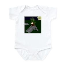stink monkey Infant Bodysuit