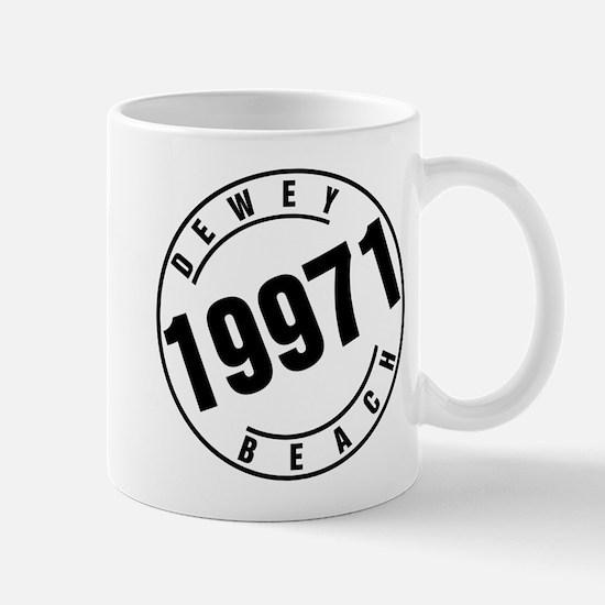 Dewey Beach 19971 Mug