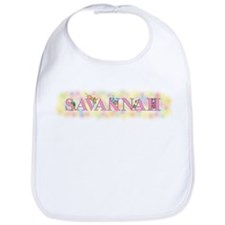 """Savannah"" with Mice Bib"