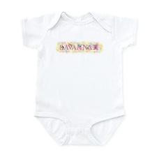 """Savannah"" with Mice Infant Bodysuit"