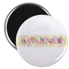 """Savannah"" with Mice Magnet"