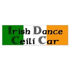 Ceili Car - Bumper Bumper Sticker