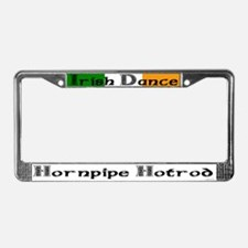 Hornpipe Hotrod - License Plate Frame